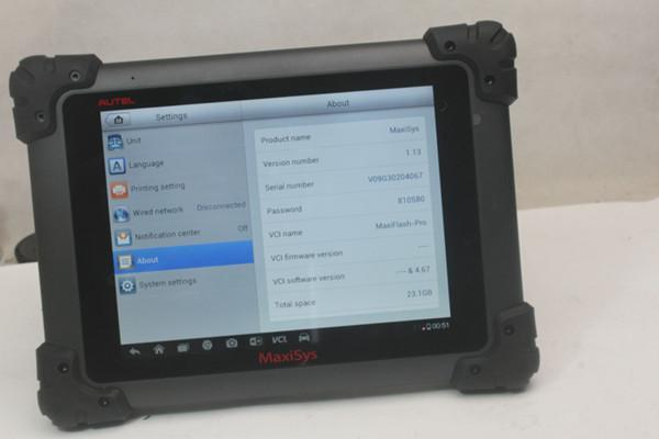 AUTEL MaxiSYS Pro MS908P Related Picture 4