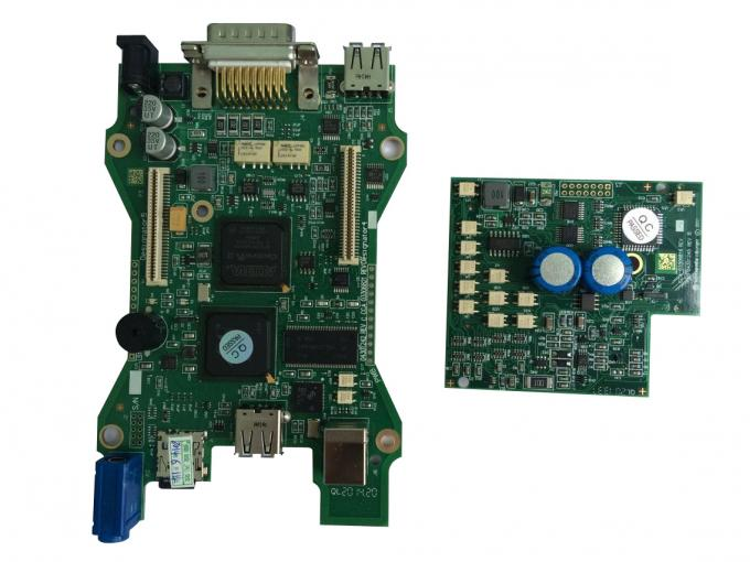 VCM II Main Board