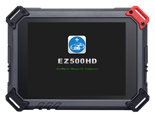 XTOOL EZ500 HD Heavy Duty Diagnosis Display 3