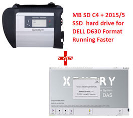WIFI MB SD Connect Compact 4 2020/3 SSD Hard Disk Works With W7 or W10 System