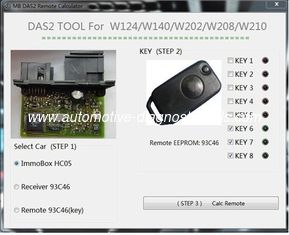 China Powerful Function Automotive Diagnostic Software supplier