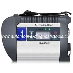 MB SD C4 PLUS Mercedes Benz Diagnostic Tool Support DOIP For Cars And Trucks