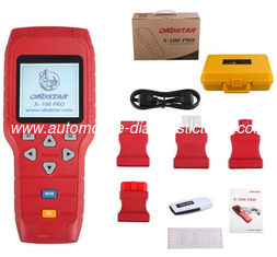 China Auto Key Programmer X-100 C+D Xtool Diagnostic Tool for IMMO+Odometer+OBD Software supplier