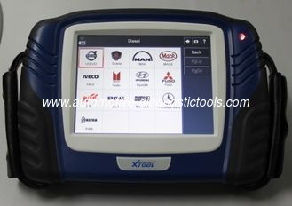 China PS2 Heavy Duty truck diagnostic Tool for Caterpillar, Mitsubishi Fuso, Scania, Volvo Built in Printer .Update Free supplier