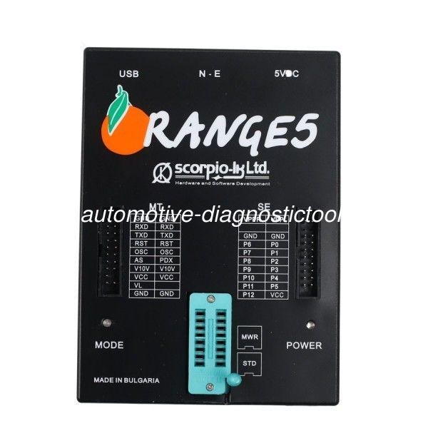 Orange 5 Professional Memory and Microcontrollers Support W7/W8 System