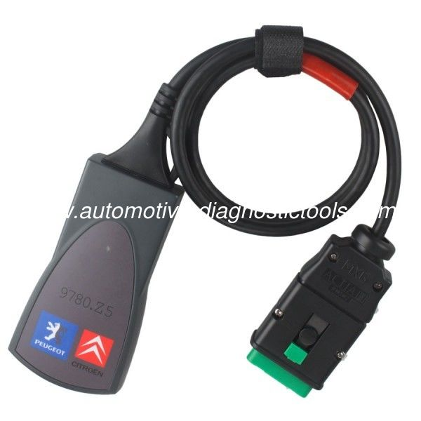 PP2000 / Lexia-3 Interface V48 For Citroen & Peugeot, Auto Diagnostic Tool with Diagbox V7.8.3 Software