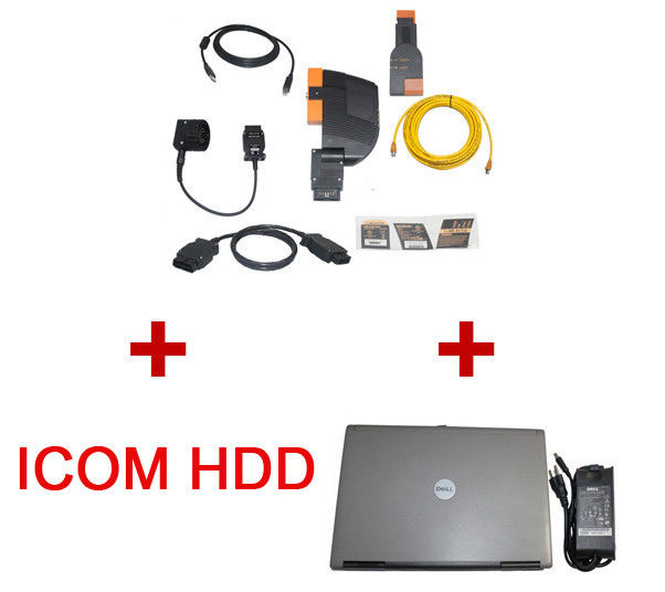 BMW ICOM  ISIS ISID A+B+C Plus 2019.12 BMW ICOM  Software BMW Diagnostic Tools with Dell D630