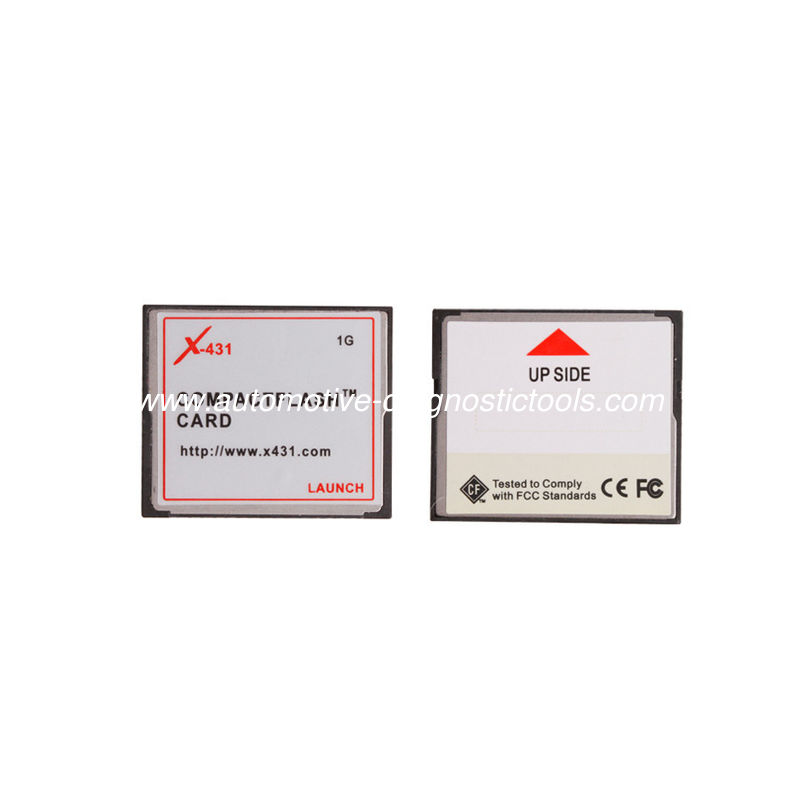 Launch X431 CF Memory Card 1G Compatible with Any Launch X431 products