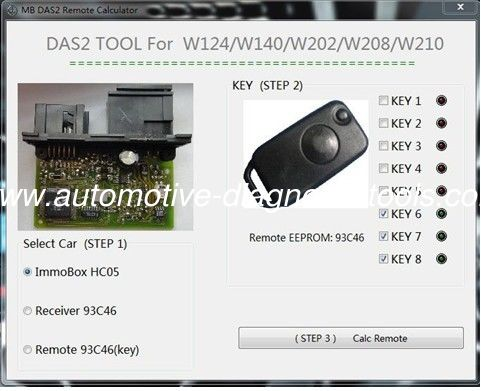 Powerful Function Automotive Diagnostic Software supplier