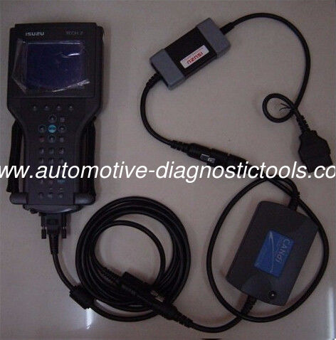 Isuzu Truck Diagnosis Tool DC 24V Adapter Type II Works For ISUZU Euro 4 Euro 5