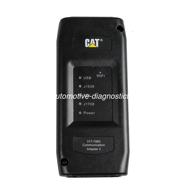 2015A CAT ET3 Caterpillar ET3 Truck Diagnostic Tool Adapter III P/N 317-7485
