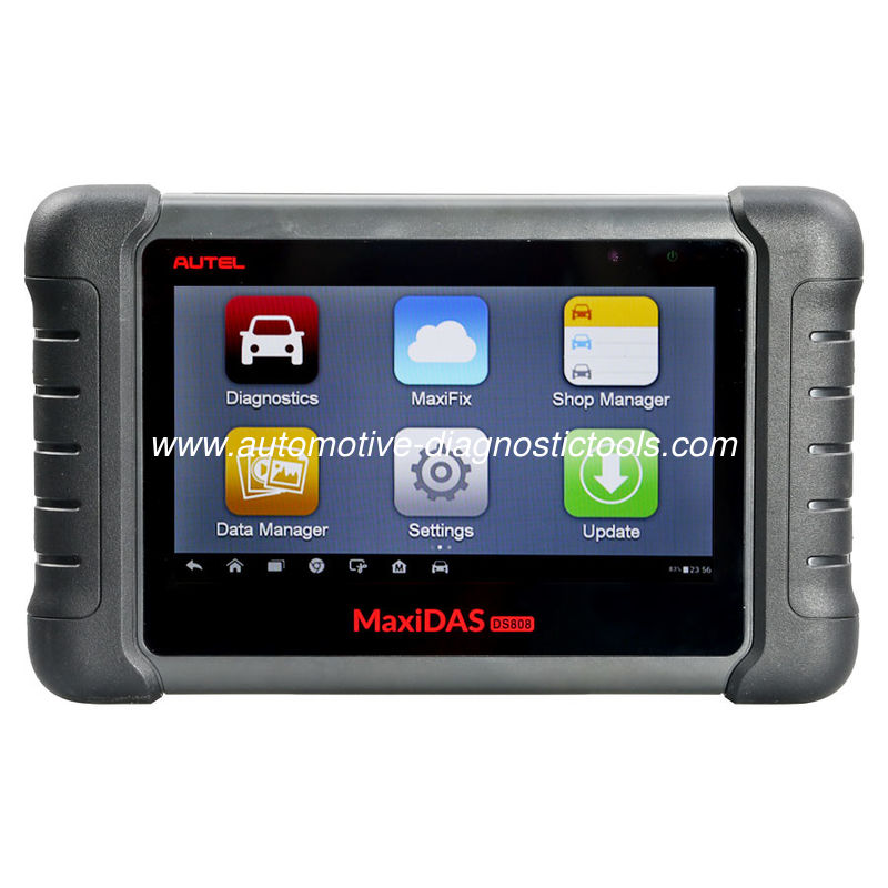 2017 Autel Diagnostic Tool Maxidas DS808 Universal Auto Scanner Coverage