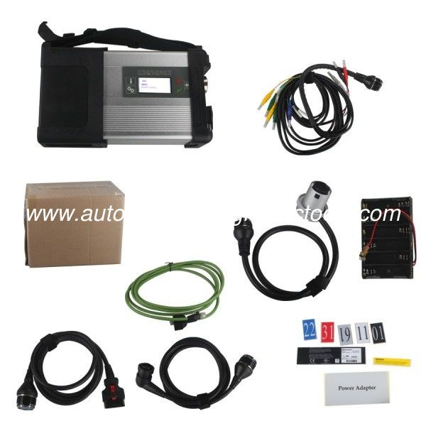 2018 MB SD Connect C5 Mercedes Star Diagnostic Tool Support Mercedes Cars and Trucks