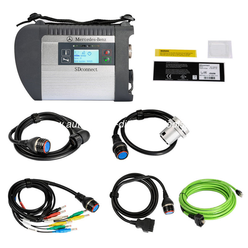 Wireless MB SD C4 Benz Mercedes Diagnostic Tool With Dell E6420 Support Cars / Trucks