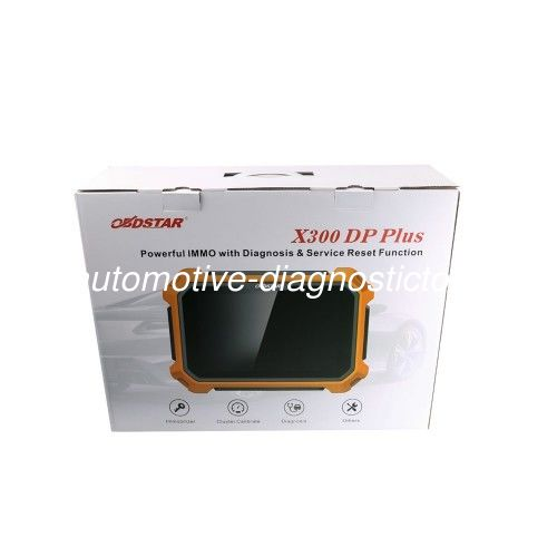 OBDSTAR X300 DP Plus X300 PAD2 C Package Auto Key Programmer Full Version Support ECU Programming