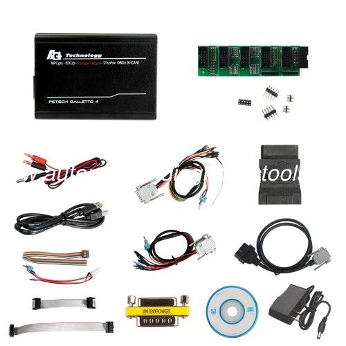 Auto ECU Programmer , FGTECH Galletto 2 Master New Version V54