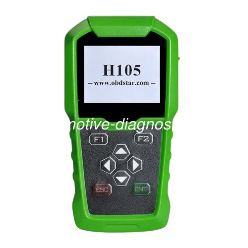 OBDSTAR H105 Hyundai/Kia Car Key Programmer Support Key Programming and Cluster Calibrate via OBD