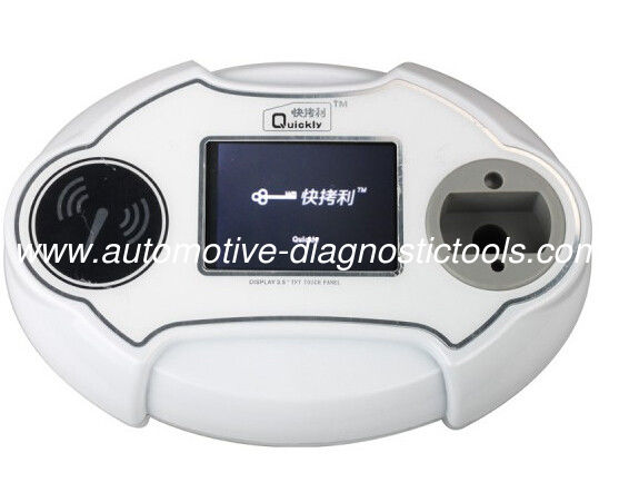 4C / 4D / 46 / 48 Code Reader Chip Transponder Quickly Copy With 3.5-inch TFT LCD Touch Screen supplier