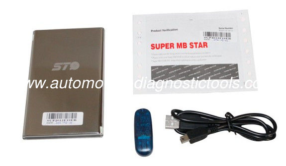 Mercedes Benz Truck Diagnostic Scanner External Hard Drive Fit All Computer