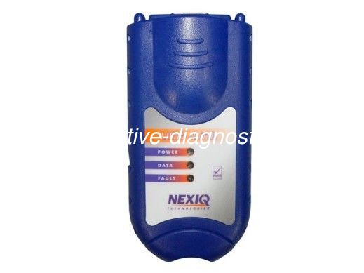 NEXIQ 125032 USB Link With Multiple Software Diesel Truck Diagnostic Tool Interface