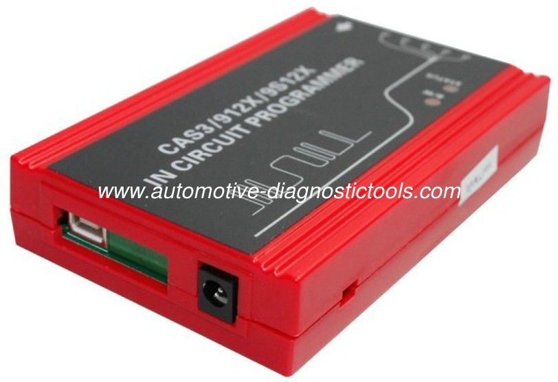 CAS3 / 912X / 9S12X IN CIRCUIT Programmer, Supported MCU Odometer Correction Tool