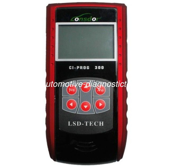 CI-PROG 300 Remote and Car Chip Adapter Universal Key Maker