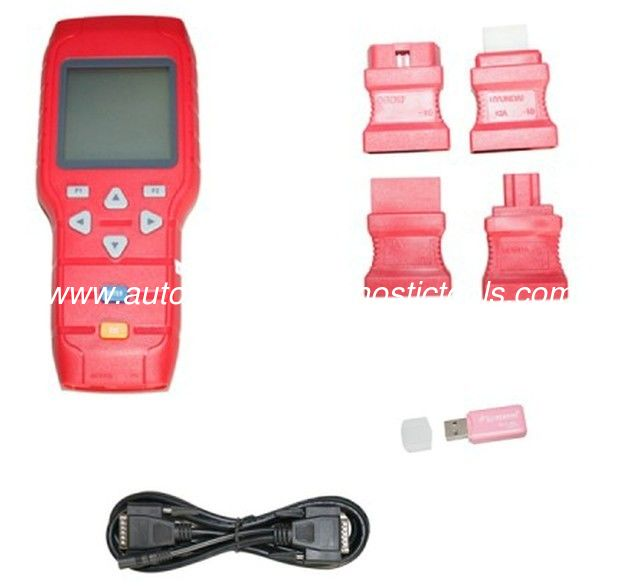 Handheld X-100+ Car Key Programmer Tool For Programming Keys In Immobilize Units supplier