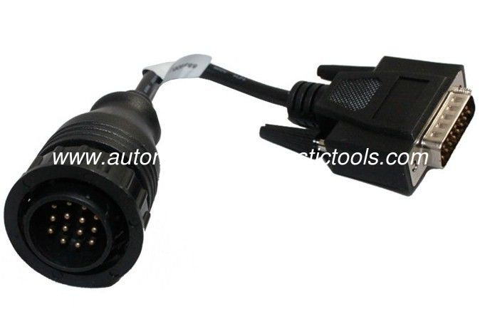PN 88890034 14 PIN Volvo Adapter for NEXIQ 125032 USB LINK + Software Diesel Truck Diagnos