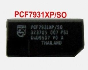 PCF7931XP/SO Auto Key Transponder Chip for BENZ and BMW Cars