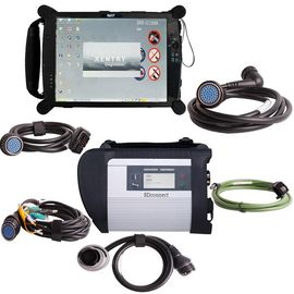 MB SD Connect Compact 4 Mercedes Diagnostic Machine With EVG7 DL46 Diagnostic Controller Tablet PC 2016/5  Ready to Use