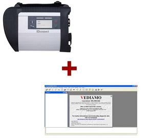 Wireless Star Diagnostic Tool MB SD Connect Compact 4 Plus Vediamo V05.00.05 Development and Engineering Software