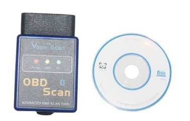 China ELM327 Vgate Blutooth Advanced OBD2 Scan Tool Support Android and Symbian factory